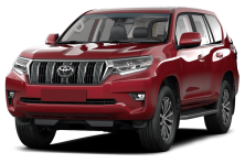 Mandataire TOYOTA LAND CRUISER RC18