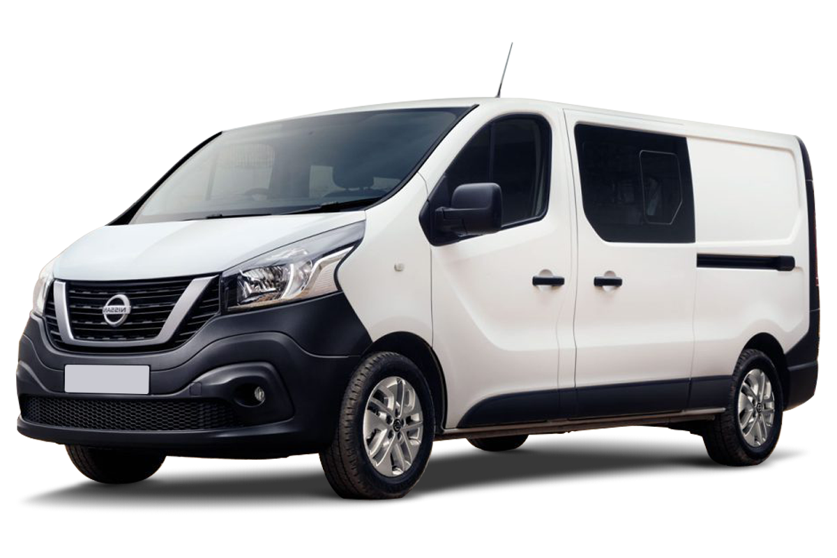 Mandataire NISSAN NV300 CABINE APPROFONDIE EURO 6D-TEMP